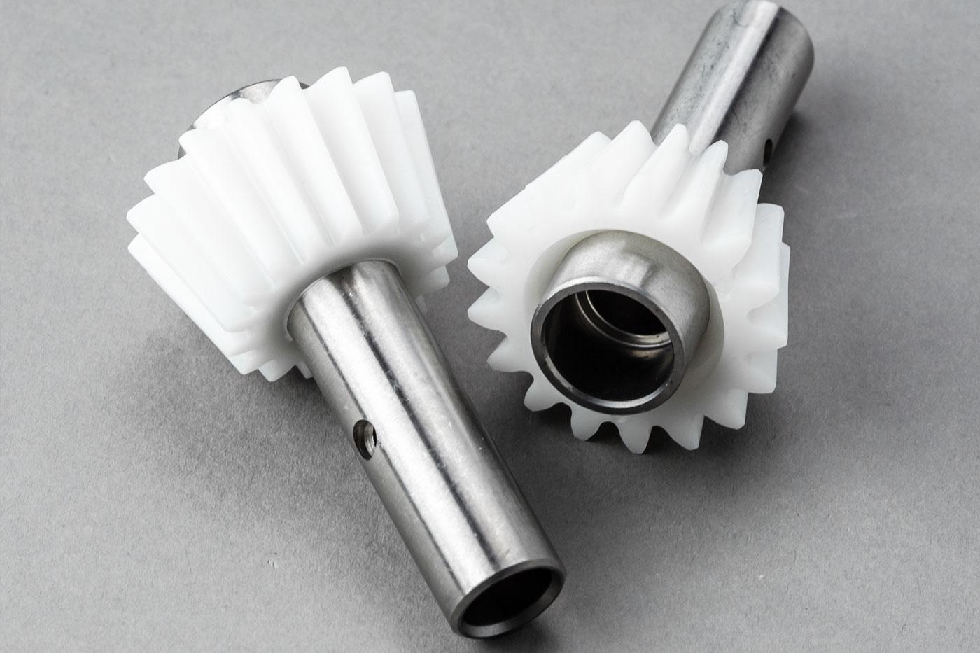Brizganje tehničnih izdelkov